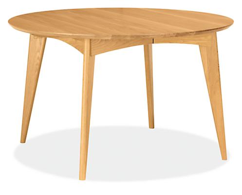 Ventura 48 diam Round Extension Table