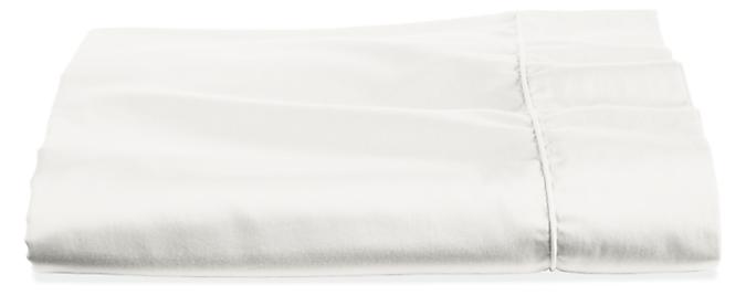 Tailored Sateen Full/Queen Flat Sheet