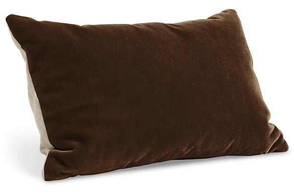 Mohair 20w 13h Throw Pillow