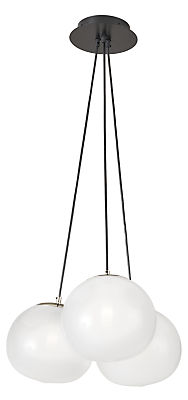 Humboldt Globe Chandelier - Set of Three