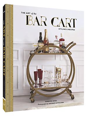 The Art of the Bar Cart Book