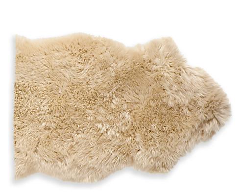 Sheepskin 2'x3' Rug