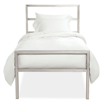 Parsons Twin Bed