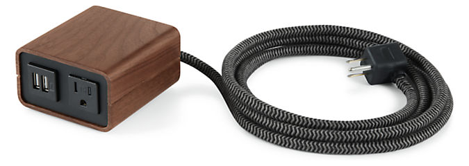 Willow® Tabletop Power & Charging Outlet