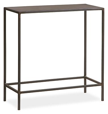 Slim 24w 10d 24h End Table