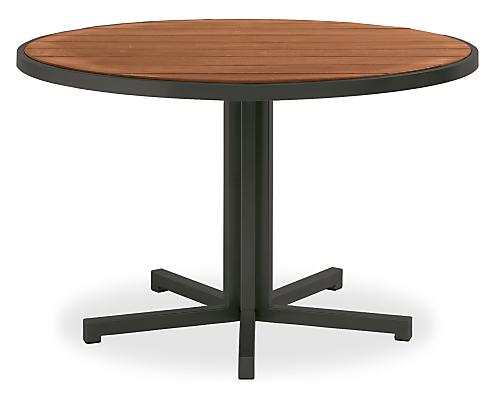 Montego 48 diam 29h Round Table