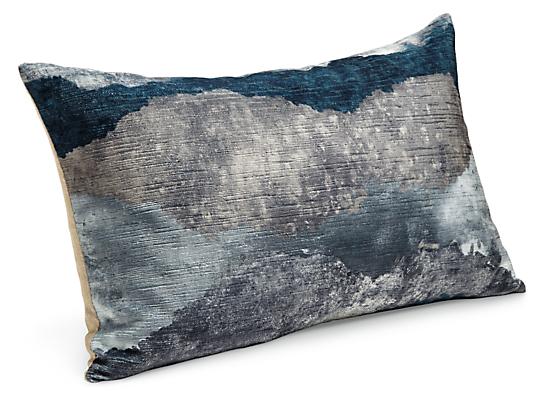 Storm 22w 13h Throw Pillow