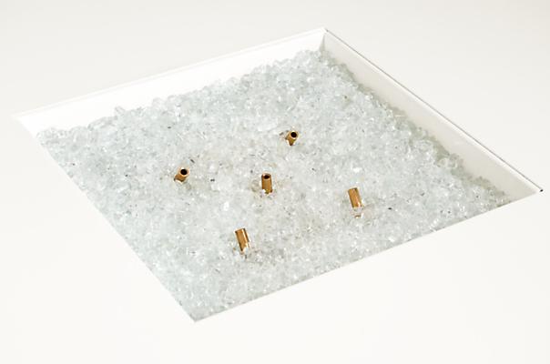 Glass Filler for Fire Table - 20lb Box