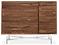 Adrian 54w 20d 42h Four-Drawer/One-Door Dresser