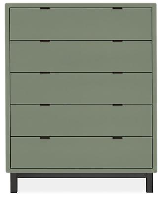 Copenhagen 36w 20d 46h Five-Drawer Dresser
