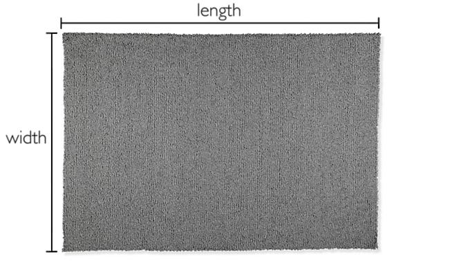 Arden Custom High Loop Rectangle/Square Rug