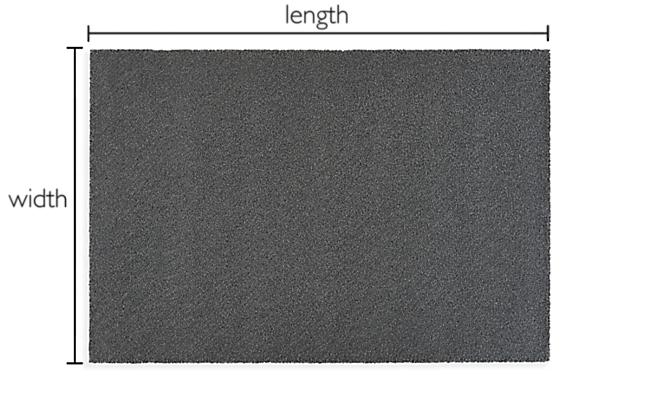 Arden Custom Low Loop Rectangle/Square Rug