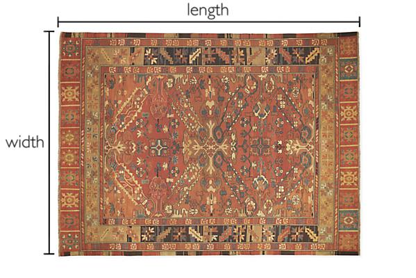 Kayseri Custom Rectangle/Square Rug