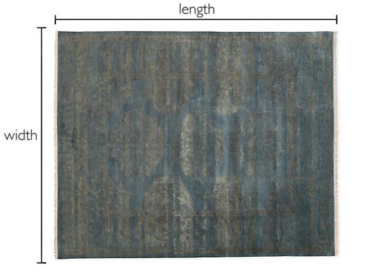 Sivas Custom Rectangle/Square Rug