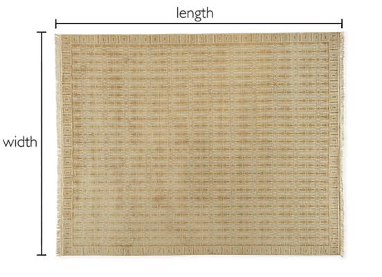 Tulum Custom Rectangle/Square Rug