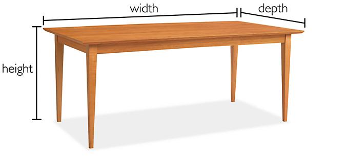 Adams Custom Table