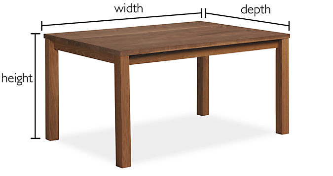 Andover Custom Table