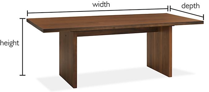 Corbett Custom Dining Table