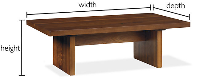 Corbett Custom Coffee Table