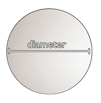 Infinity Custom Round Mirror