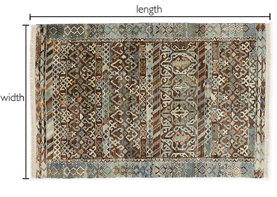 Timuri Custom Rectangle/Square Rug
