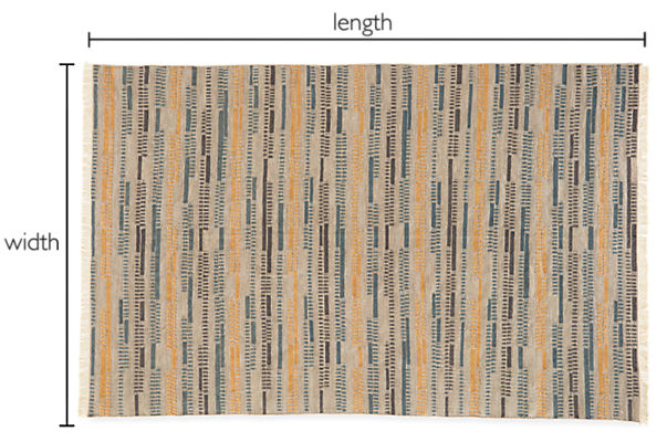 Morse Custom Rectangle/Square Rug