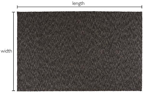 Hastings Loop Custom Rectangle/Square Rug