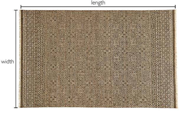 Anu Custom Rectangle/Square Rug
