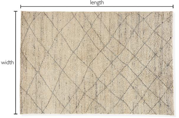 Kalindi Custom Rectangle/Square Rug