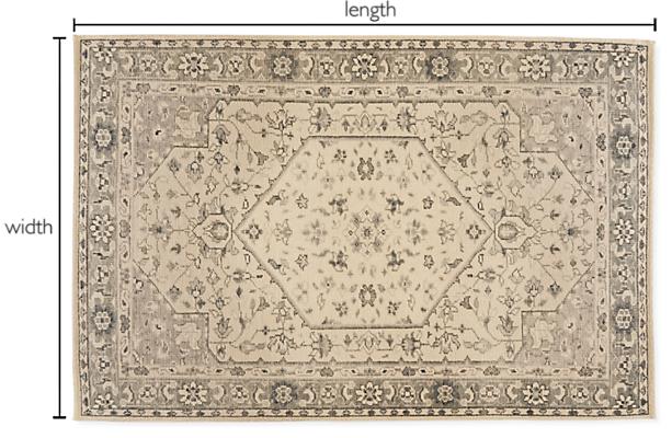 Veda Custom Rectangle/Square Rug
