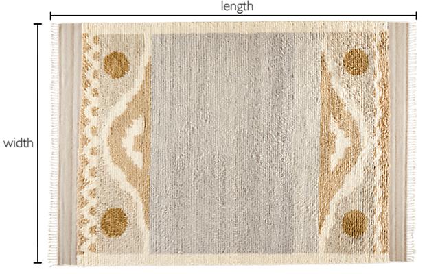 Tova Custom Rectangle/Square Rug