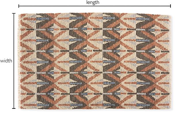 Rava Custom Rectangle/Square Rug
