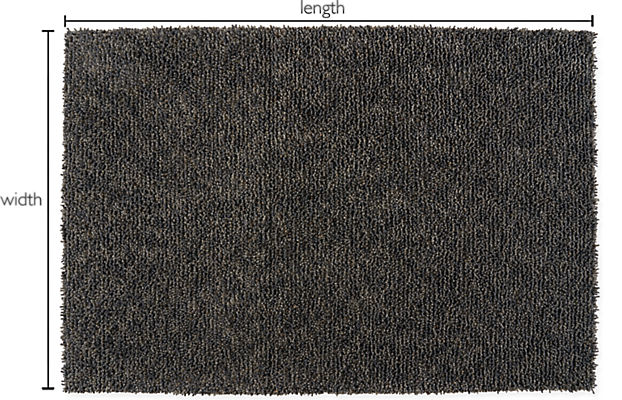 Hastings High Shag Rectangle/Square Rug