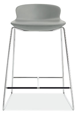 Leo Counter Stool with Wire Base