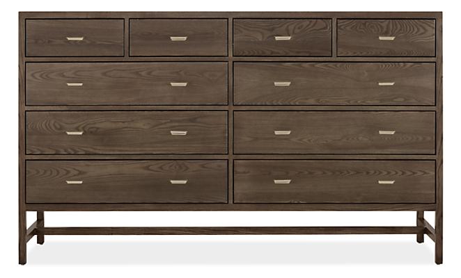 Berkeley 72w 20d 43h Ten-Drawer Dresser