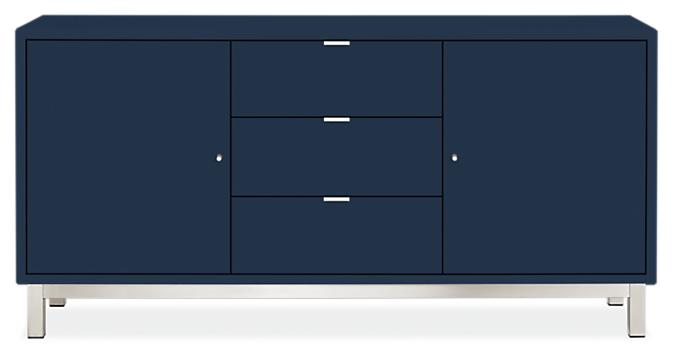 Copenhagen 60w 12d 29h Two-Door Console Cabinet
