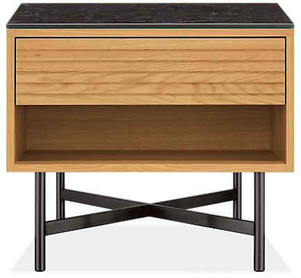 Adrian 26w 20d 22h One-Drawer Nightstand