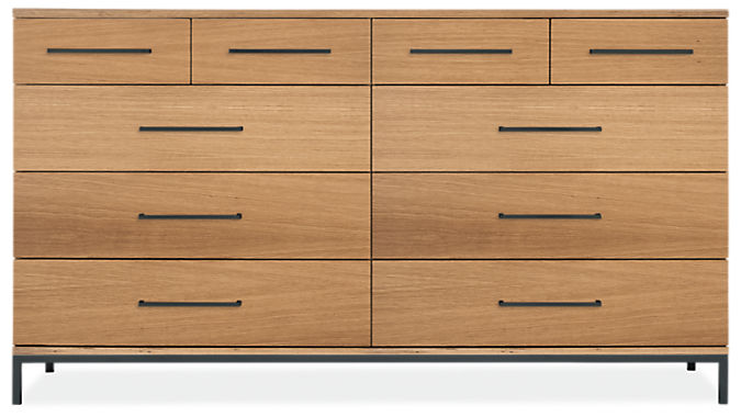 Baker 65w 19d 36h Ten-Drawer Dresser