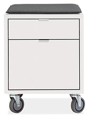Copenhagen 19w 20d 24h File Cabinet with Cushion
