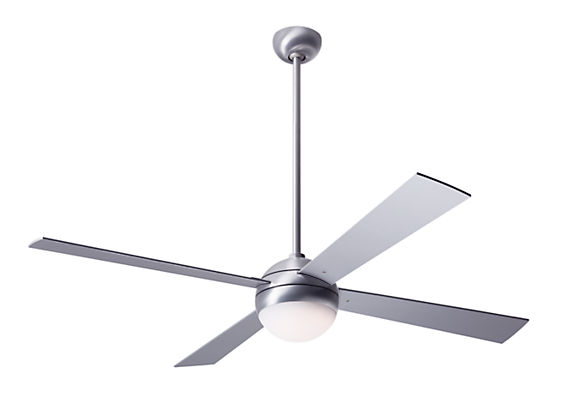 Ball 52 diam Ceiling Fan with Light