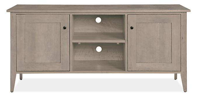 Adams 62w 20d 28h Two-Door Media Cabinet