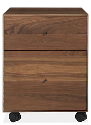 Hudson 19w 20d 25h Rolling File Cabinet