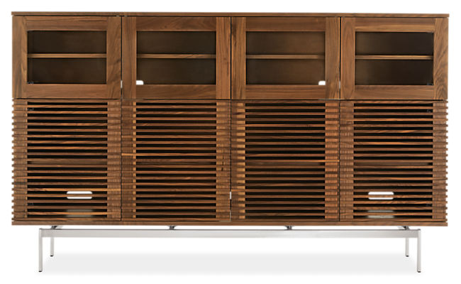 Coles 84w 18d 50h Eight-Door Storage Cabinet
