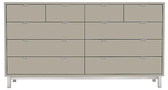 Copenhagen 70w 20d 38h Ten-Drawer Dresser