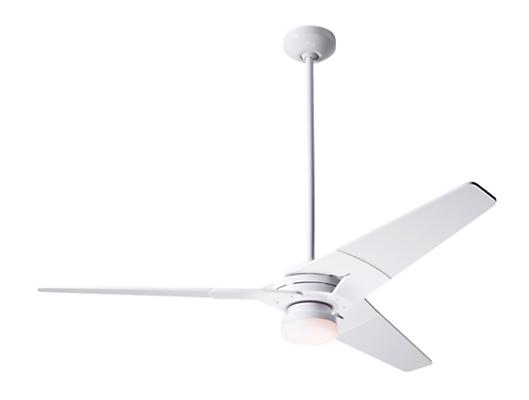 Torsion 52 diam Ceiling Fan with Light