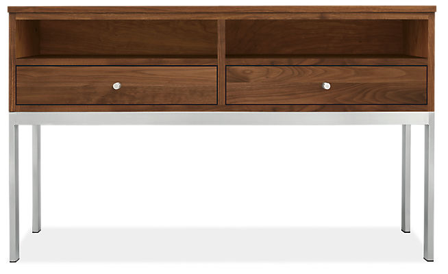 Linear 49w 16d 29h Console Table