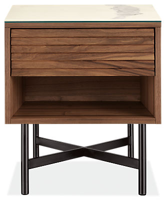 Adrian 20w 20d 22h One-Drawer Nightstand