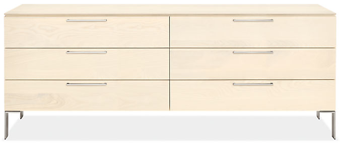 Kenwood 84w 20d 33h Six-Drawer Dresser