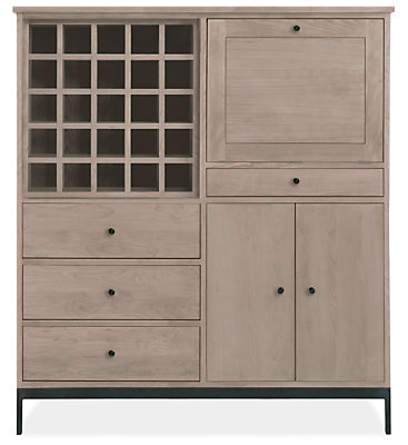 Linear 50w 20d 56h Bar Cabinet