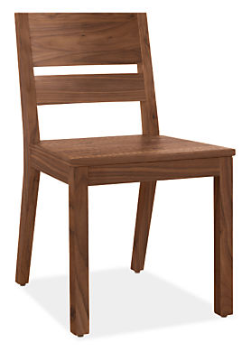 Afton Side Chair with Wood Seat